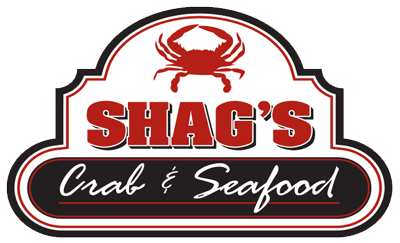 Shag's Crab and Seafood Logo